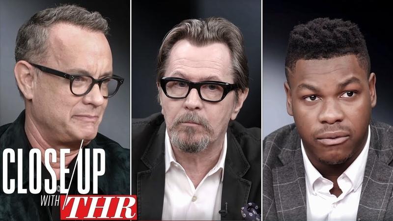 Full Actors Roundtable Tom Hanks Gary Oldman John Boyega James Franco Close Up With THR