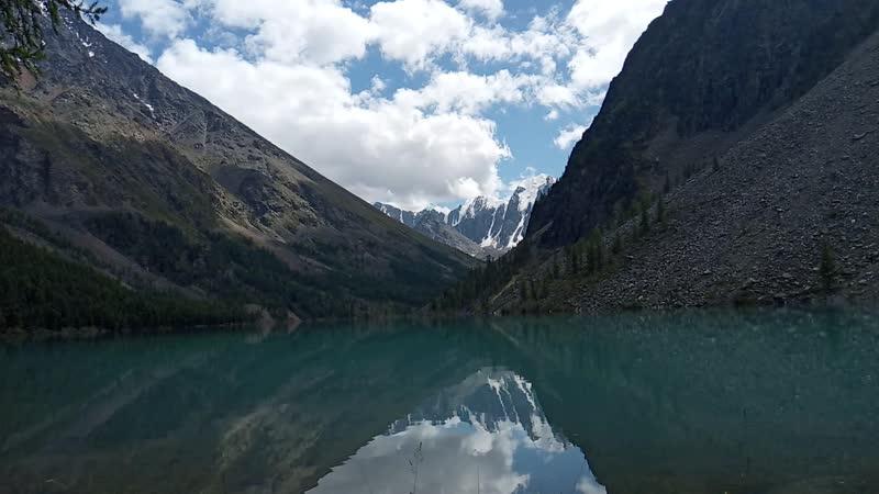 Шавлинские озера Алтай июль 2020 1 час за 2 минуты