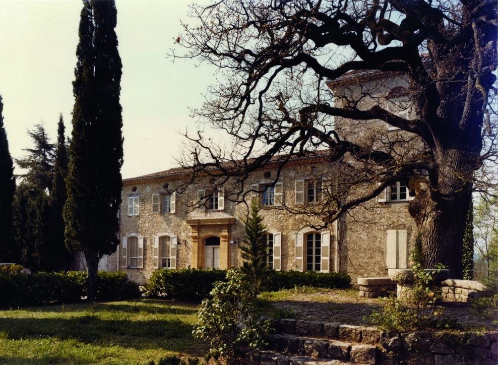 Дом-легенда: поместье Кристиана Диора Château de La Colle Noire