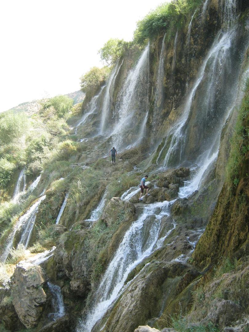 водопад Гирлевик