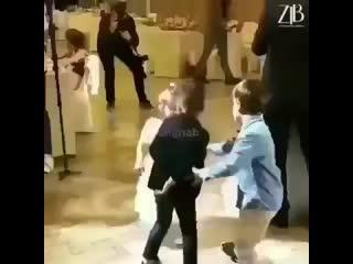 Битва за танец с принцессой