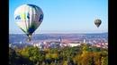 Воздушные шары в Каменце-Подольском. Hot Air Baloons Time-lapse
