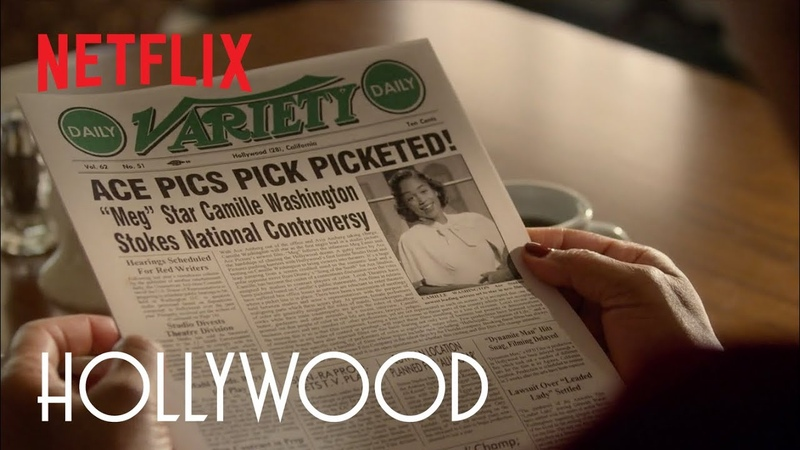 Ryan Murphy's Hollywood The Golden Age Reimagined Overcoming History Netflix