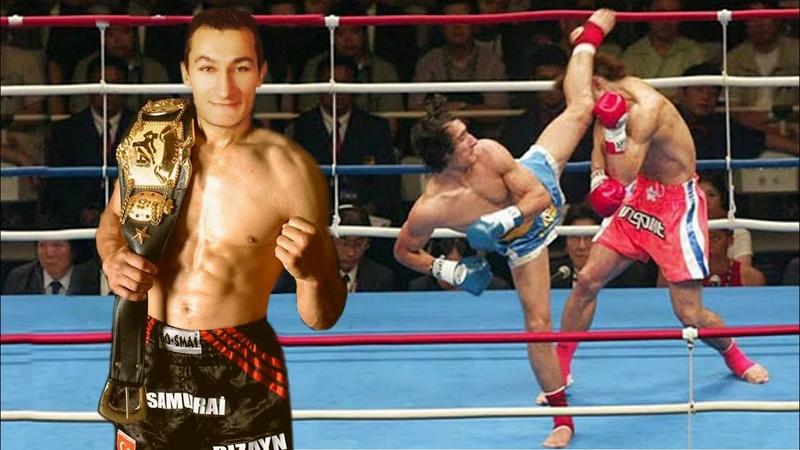 Serkan Yılmaz (Taekwondo fighter in K-1)
