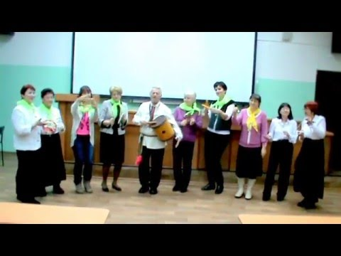 Yoshkar Ola Izhevsk . MUSIC F. V. GINZBURG. THE PENSION JAZZ