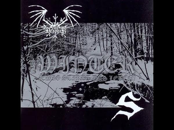 S Cold Despair Winter Ewig Stirbt Das Leben Split 2006
