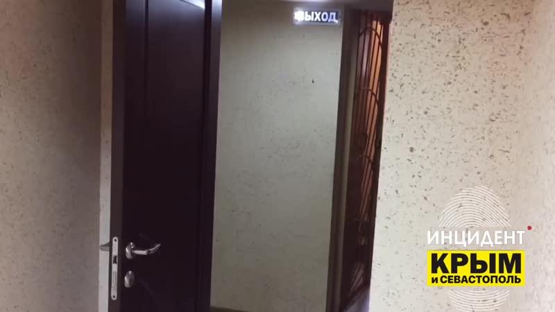 Видео из здания Киевского районного суда Симферополя где сегодня избрали меру пресечения двум подросткам готовившим теракты в