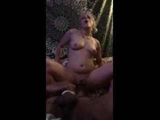 Ball Busting Blonde Destroys sub Balls in Boots