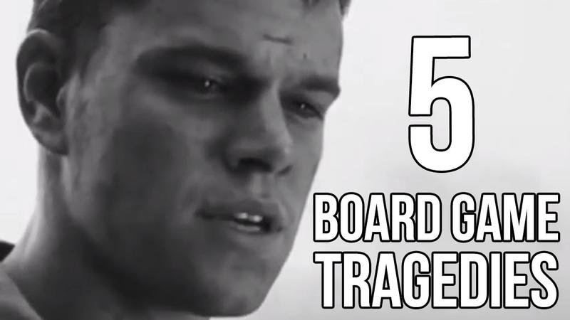 5 Board Game Tragedies