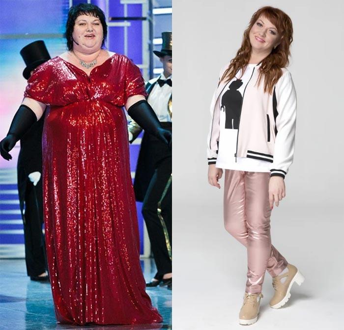 9 похудевших знаменитостей — отличная мотивация на похудение