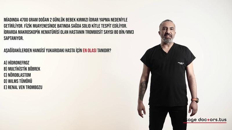 Yenidoğan Soru 4 Pediatri Vaka Kampı