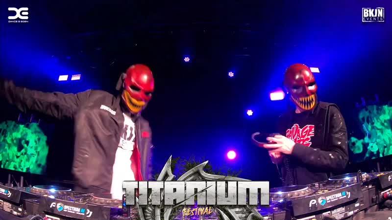 Chaotic Hostility @ TITANIUM Festival 2020