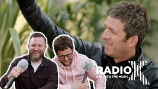 Noel Gallagher on Lewis Capaldi and Expensive Mistakes | Live at Heaton Park | Radio X