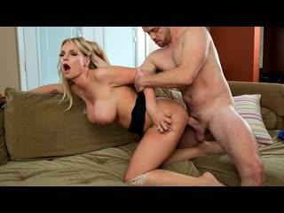 Rachael Cavalli - Taking Care Of Mom (MILF, Big TIts, Blonde, Bl