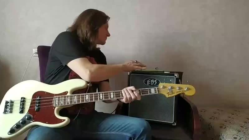 Aleksandr Fred SWAY cover bass