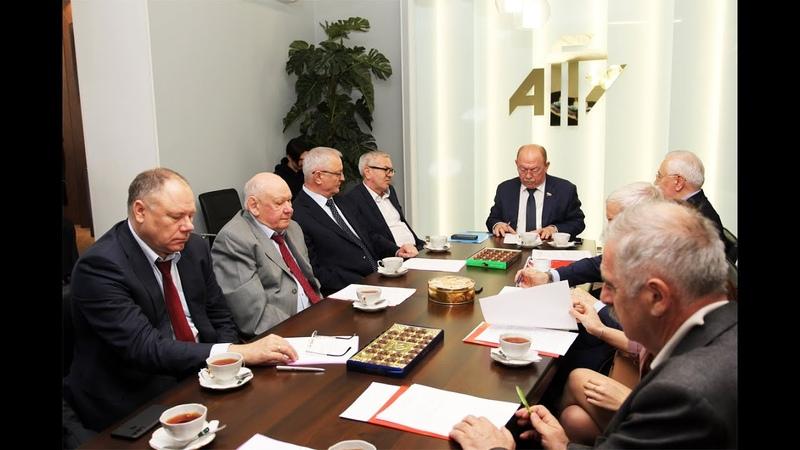 Попечительский совет АГТУ наметил планы по дальнейшему развитию вуза