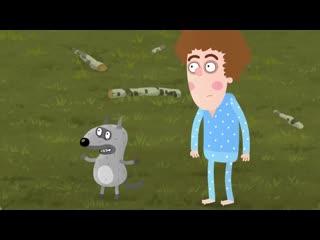 Новый мультфильм Петя и Волк от Минкульта РФ. Мне кажется или там засела пятая колонна (1)