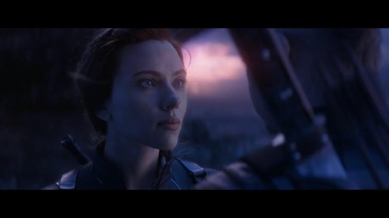 2019 Avengers Endgame Scarlett Johansson on Black Widow's Sacrifice