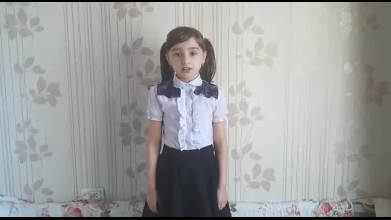 Дети в Кыргызстане читают стихи о войне С Кадашников Ветер Войны Читает Копенцева Анастасия Военные стихи на 9 мая