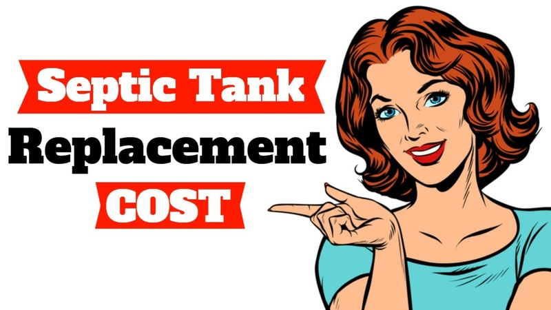 Septic tank replacement cost septic tank replacement