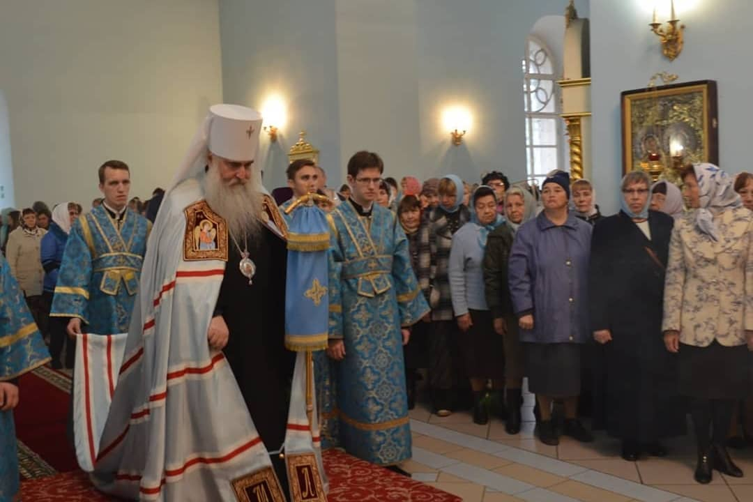 Митрополит ЛОНГИН продолжит архипастырское служение в другом регионе
