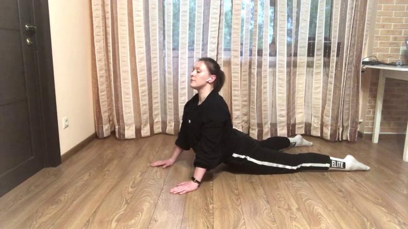 Smash Beat Партерная гимнастика